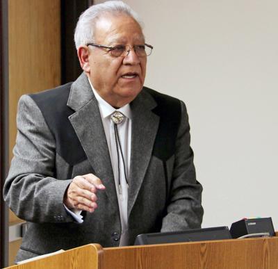 Hector Figueroa Payson Town Council