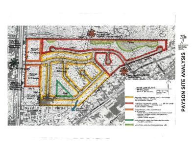 Ironline Brookfield proposed plan