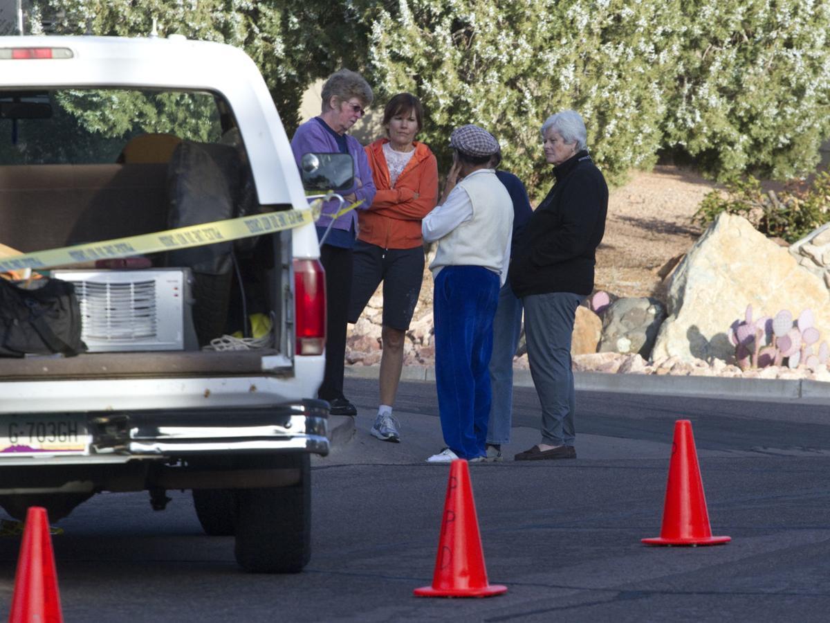 Easley murder - neighbors
