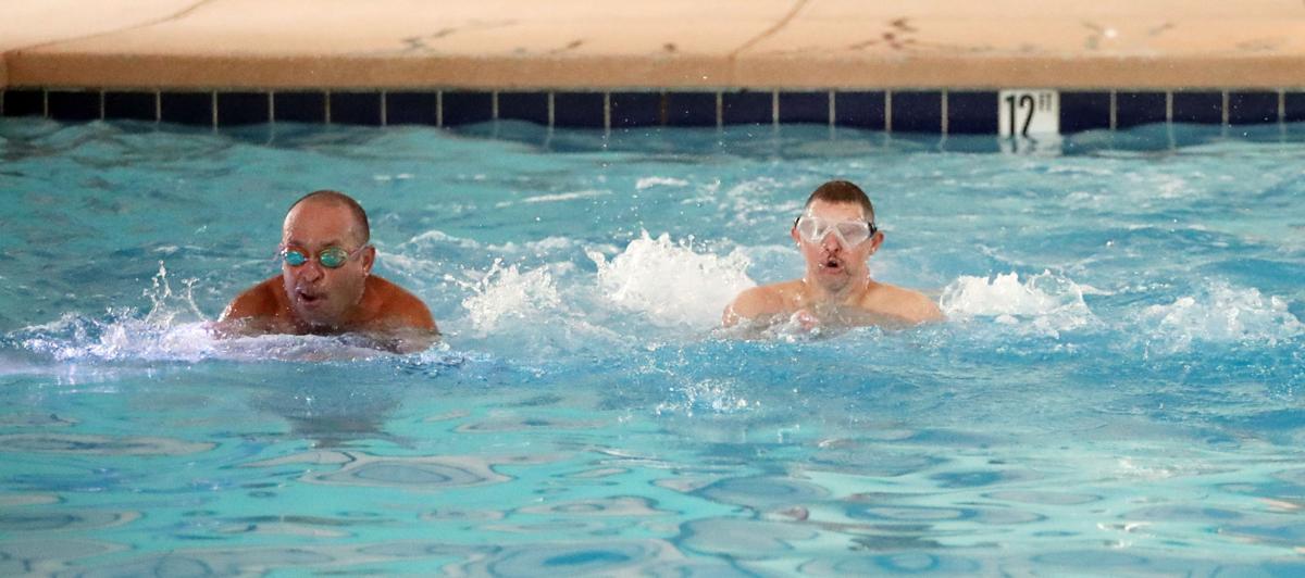 SO Swim Practice