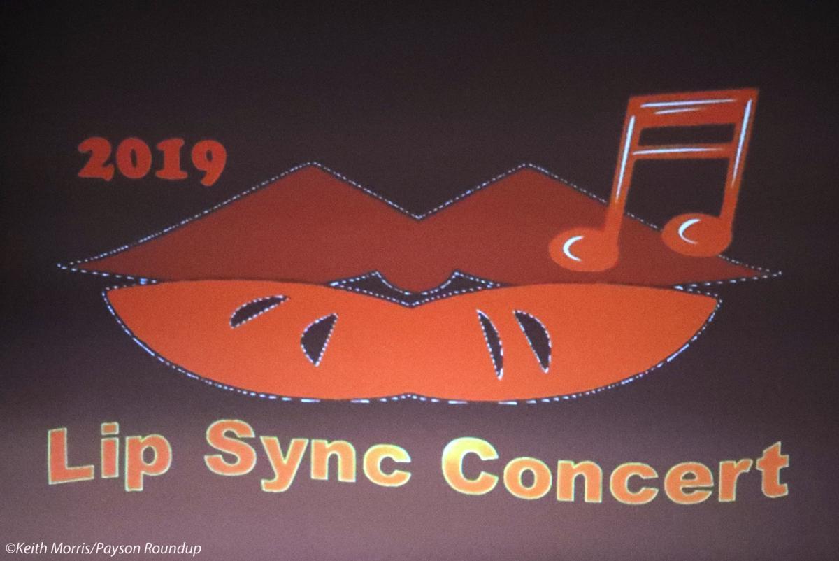 Lip Sync Backdrop