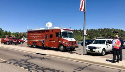 Payson Police Department Evacuation Drill 2019