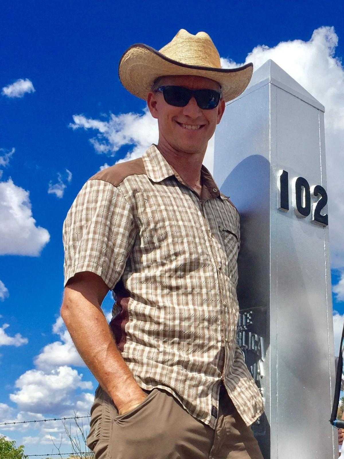 Headshot Matthew Nelson exec director of Arizona Trails Association