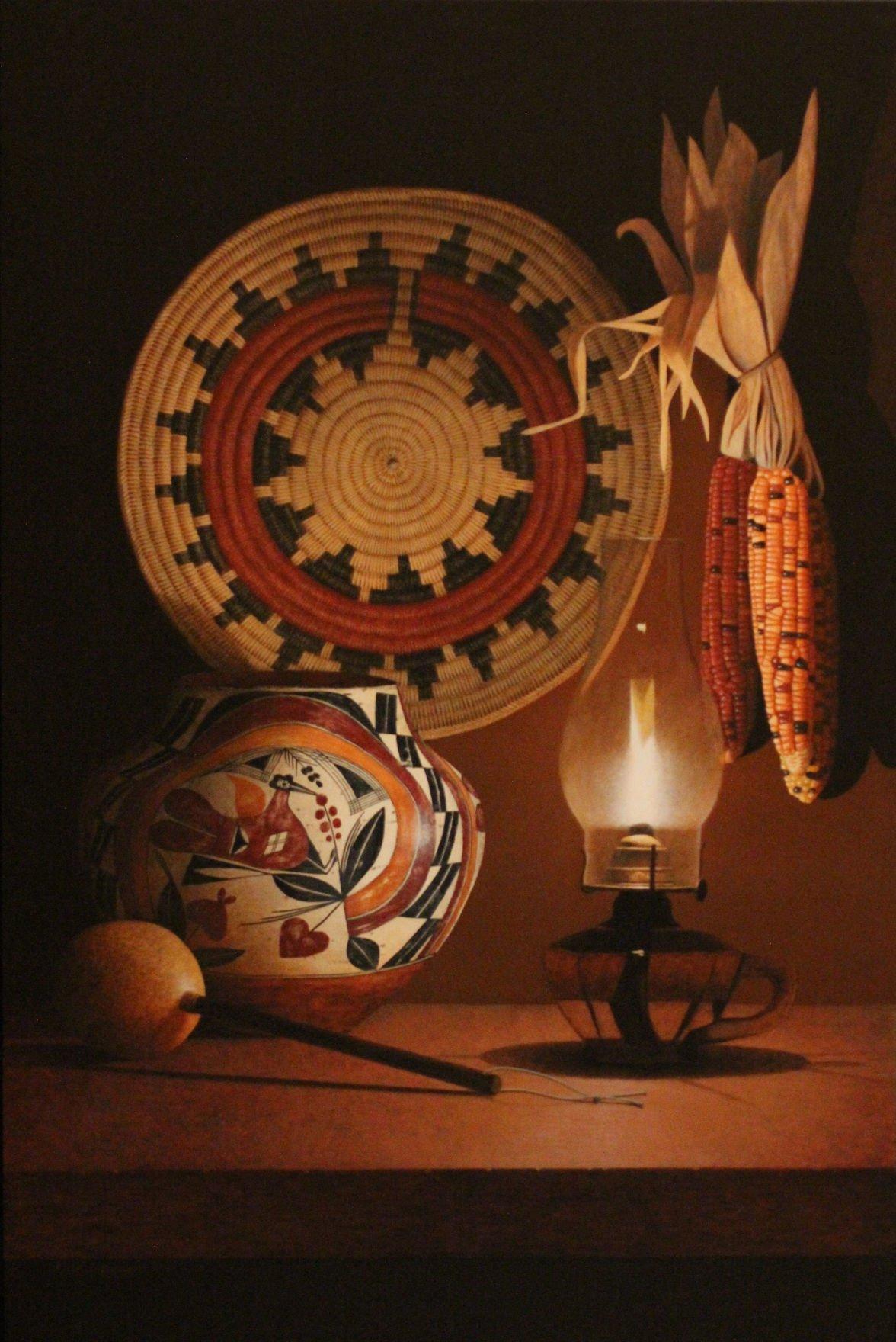 Lamplight (date unknown)