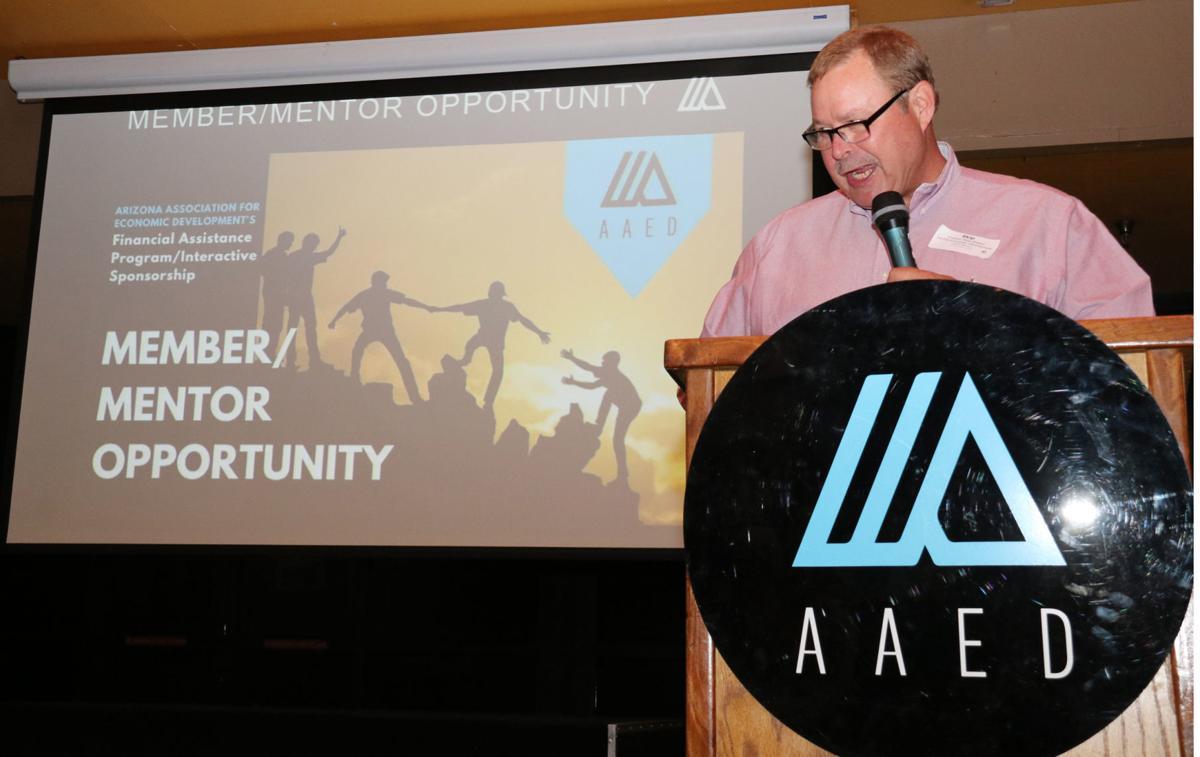 Arizona Association of Economic Development Skip Becker