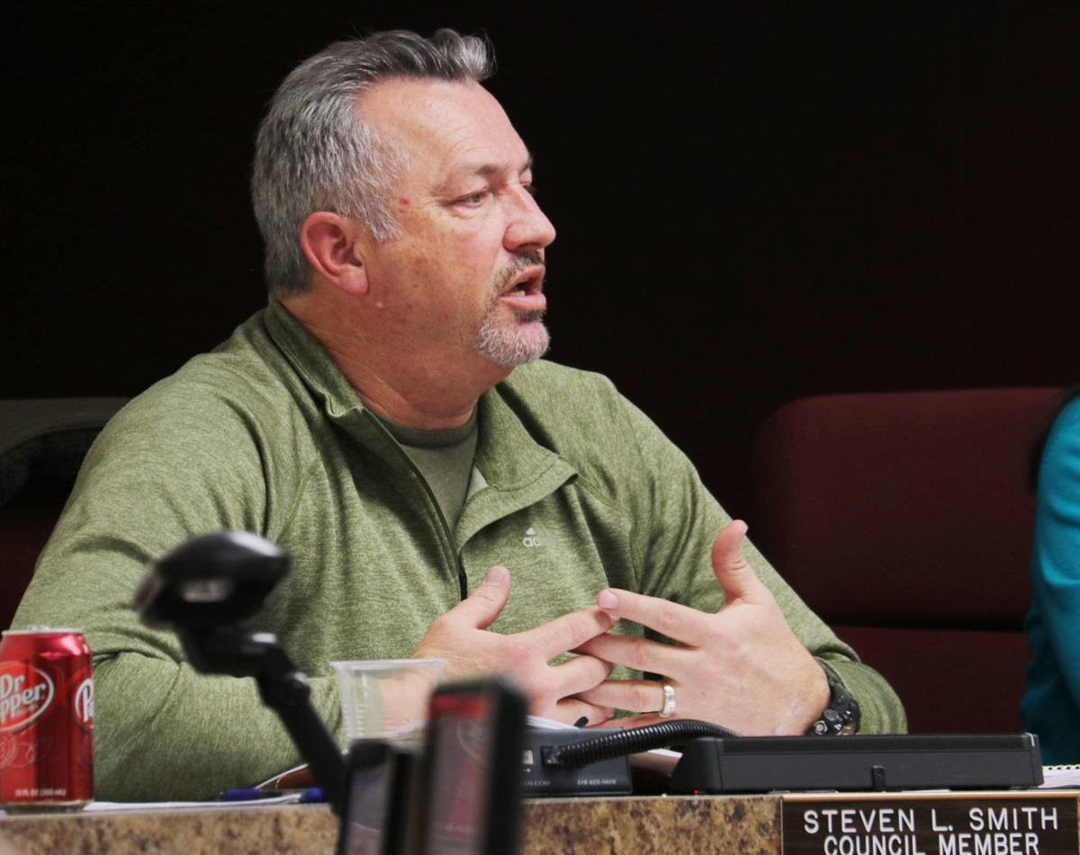 Councilor Steve Smith