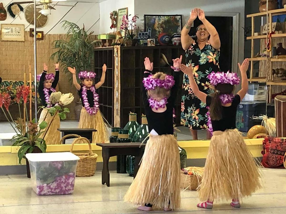 hula class for kids