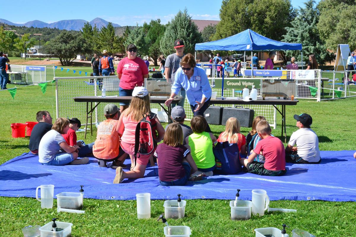 Payson Water Festival in Green Valley Park