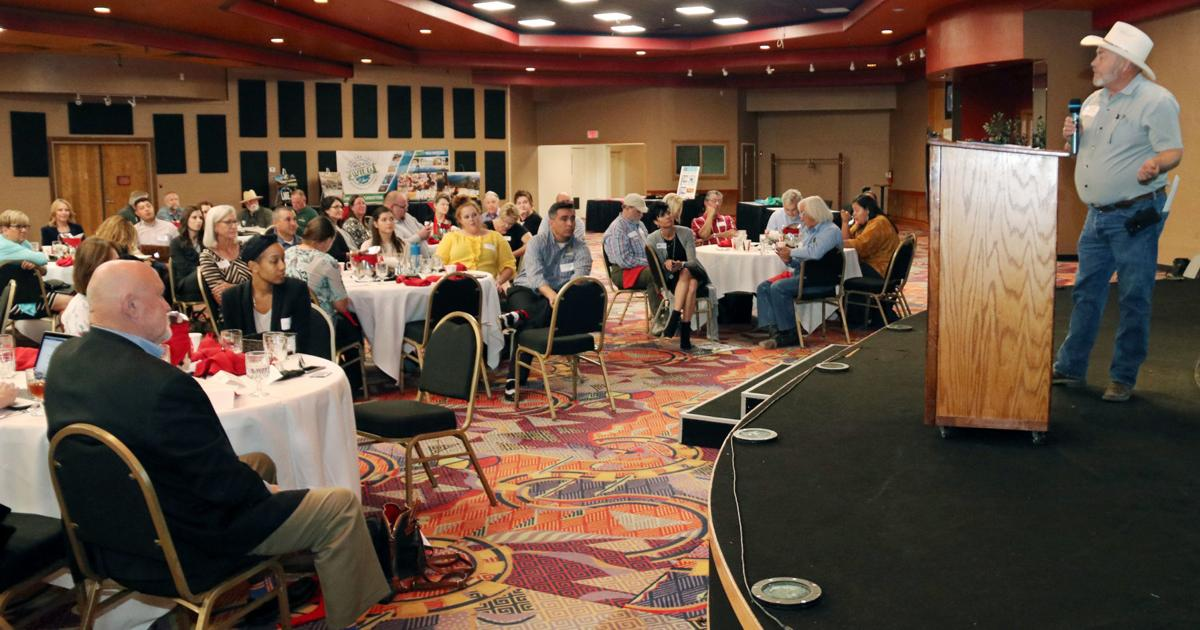 Arizona Association of Economic Development Supervisor Tim Humphrey