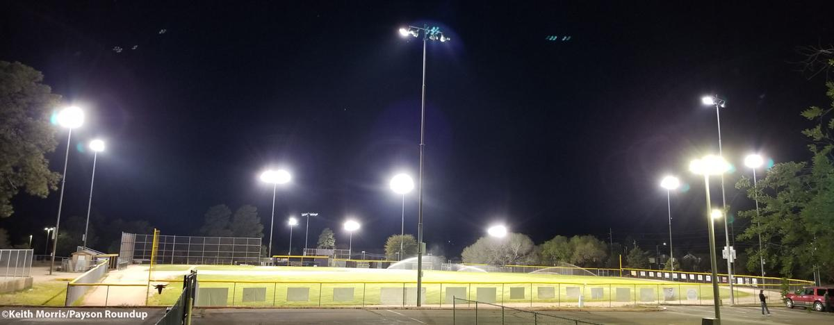 Baseball Lights w c200