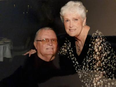 Bob and Penny Wells married 60 years