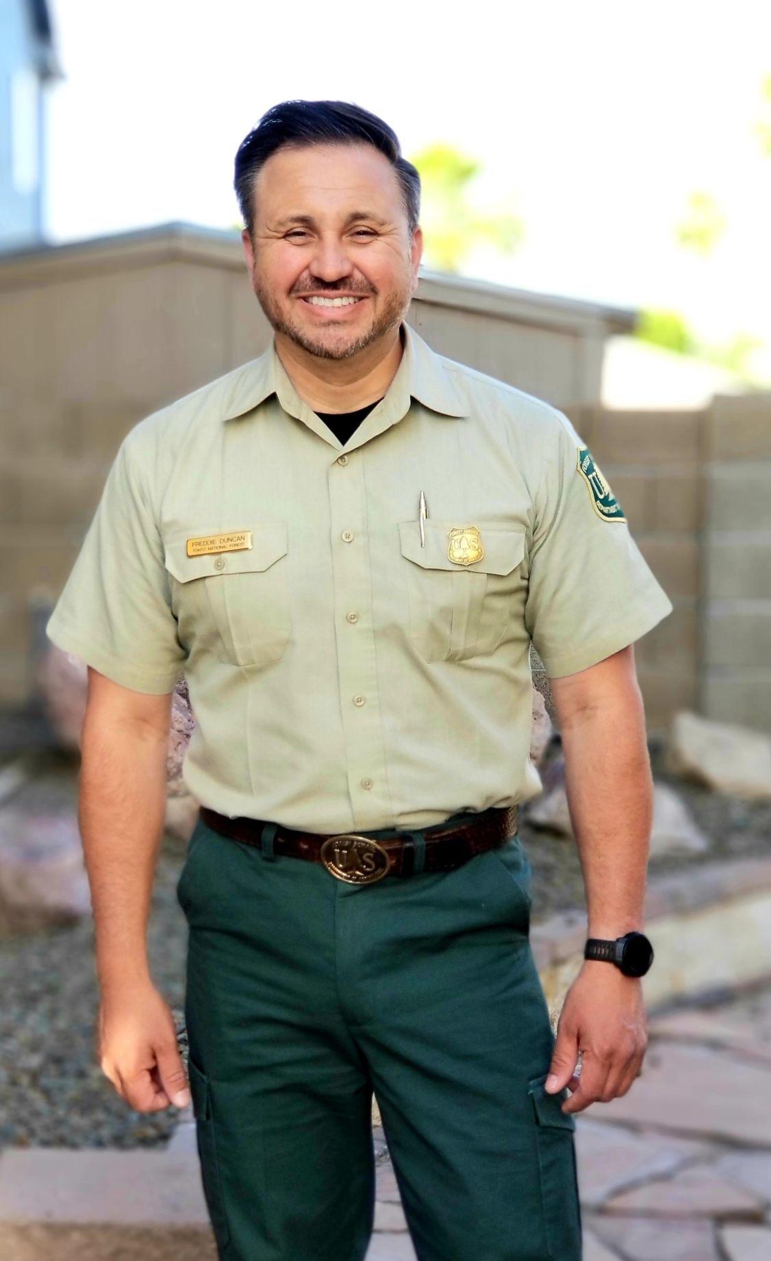 Payson/Pleasant Valley gains new deputy ranger