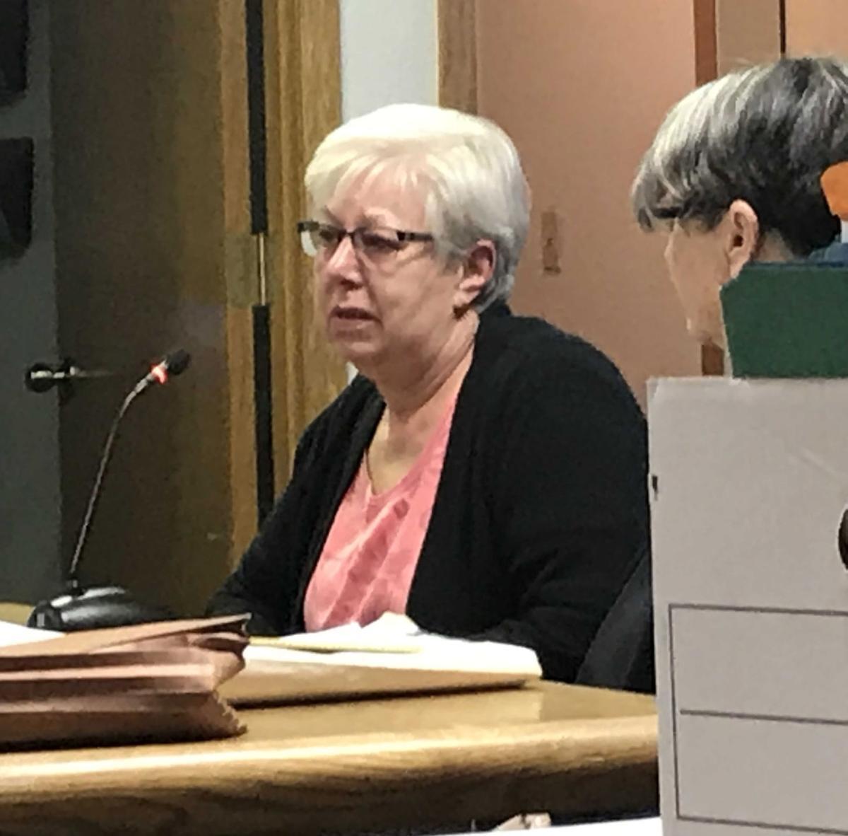 Rebecca Sigeti in court