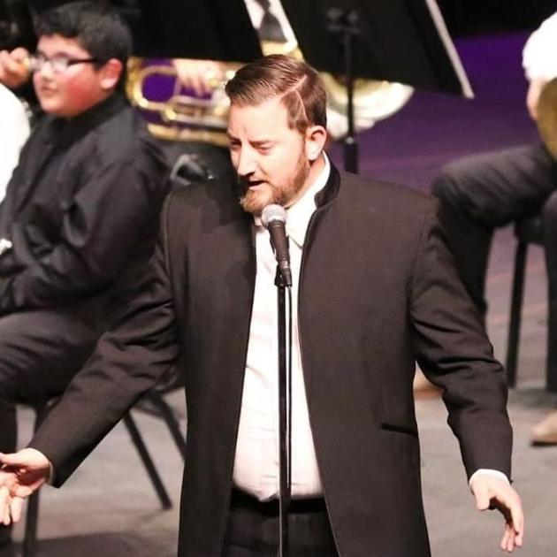 EAC Payson campus welcomes new music instructor