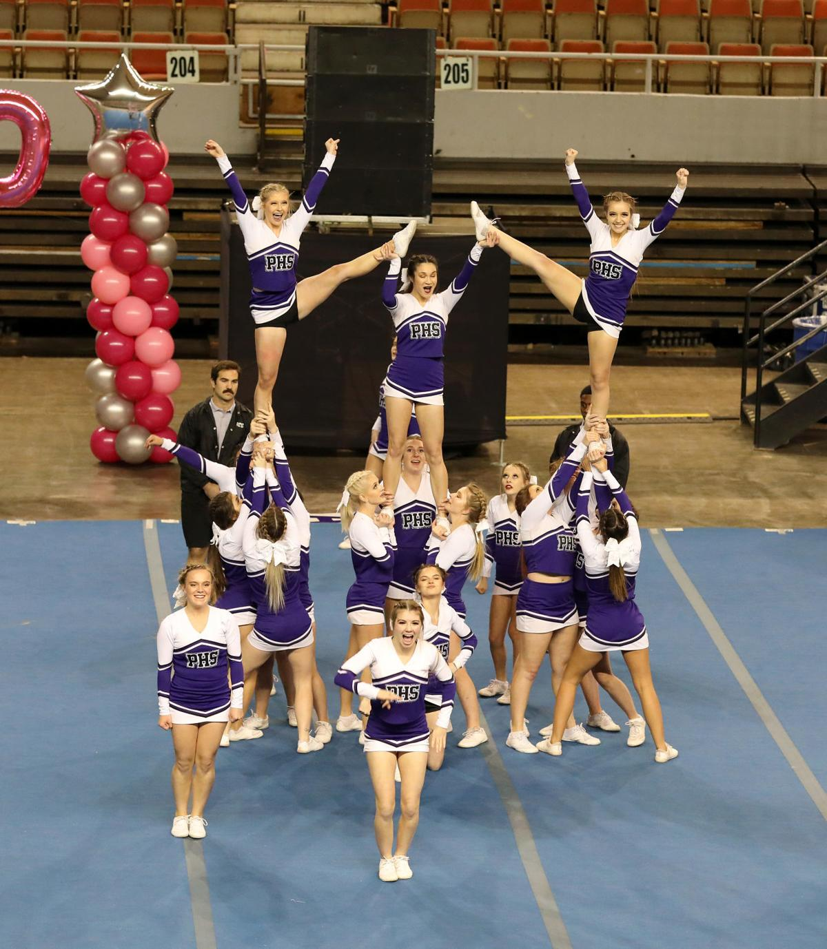 Cheer Vertical By Keely Parker