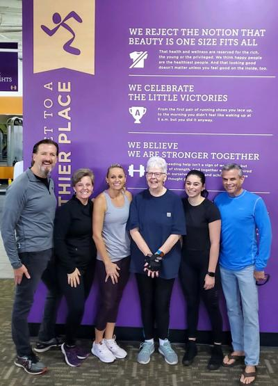 Anytime Fitness Ad