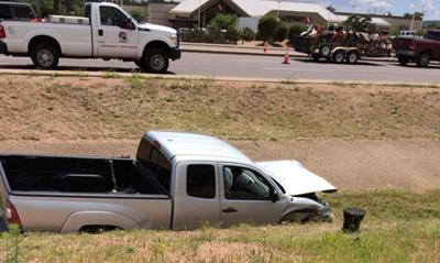 Christopher Creek man dies after chain reaction crash
