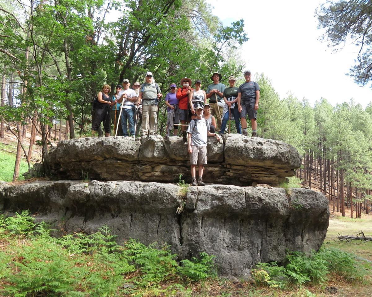 Pivot Rock hike