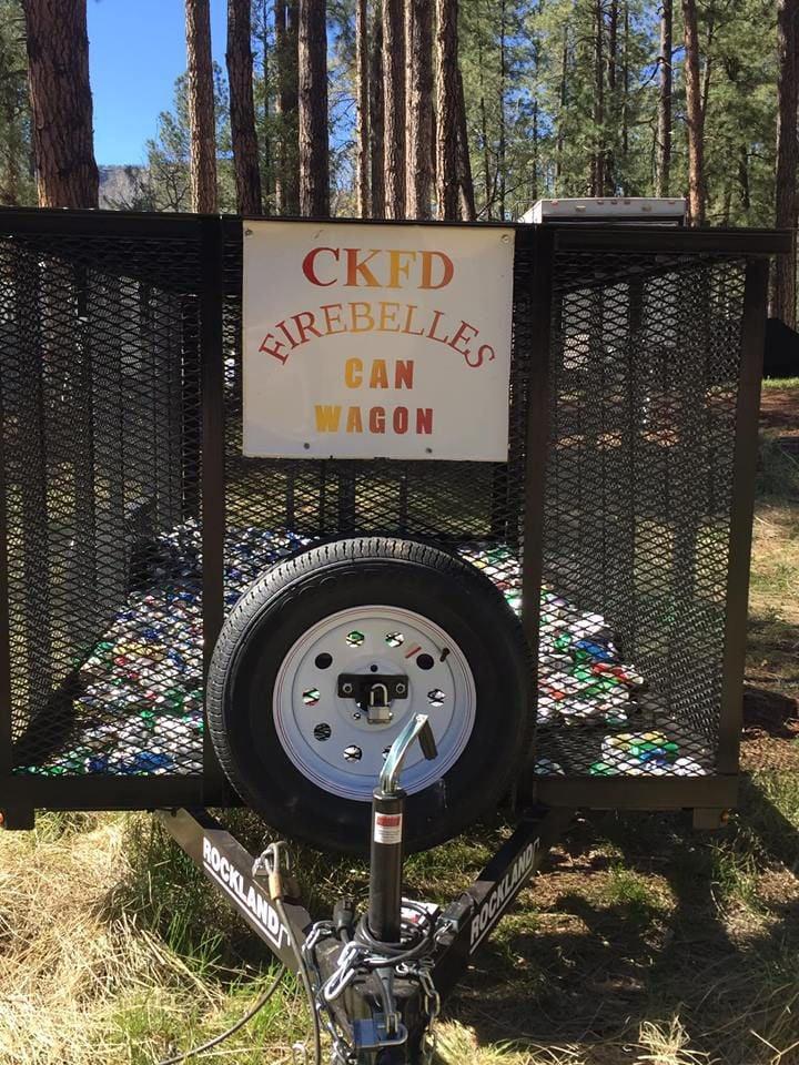 CC col pix of recycling wagon