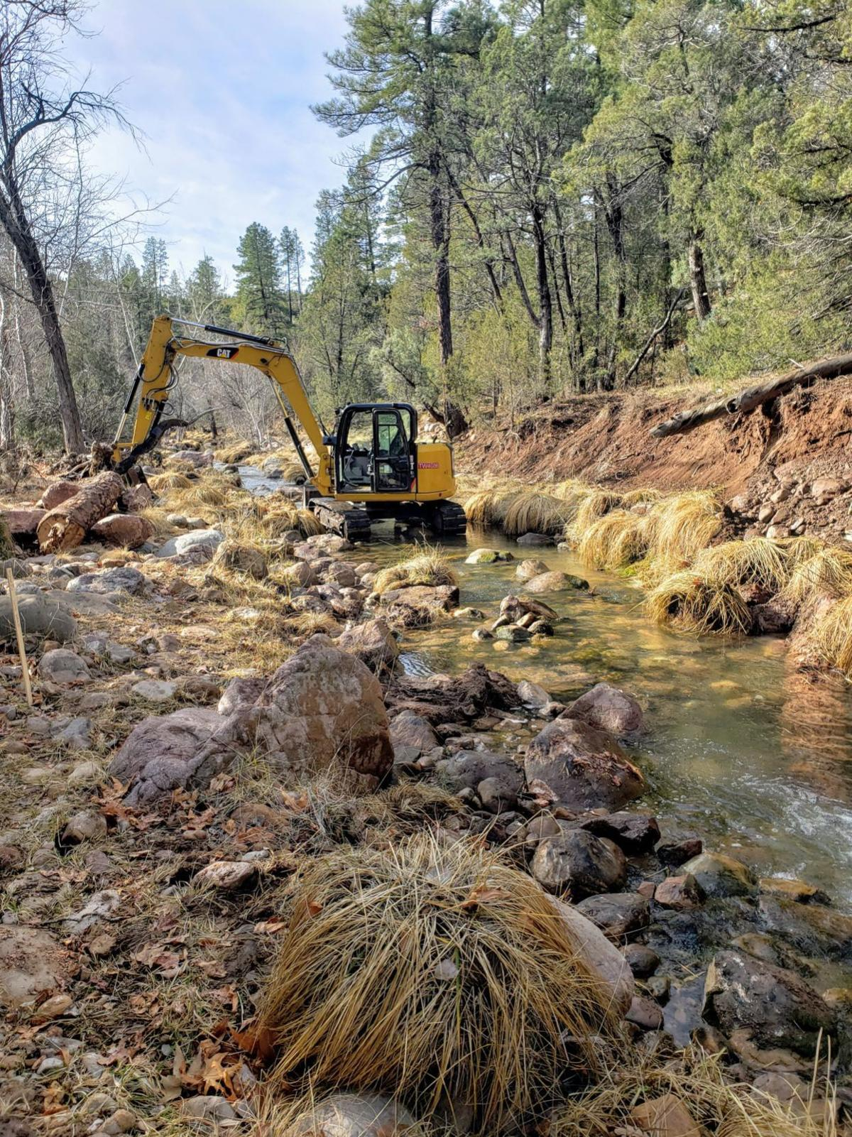 East Verde River Stream Improvements