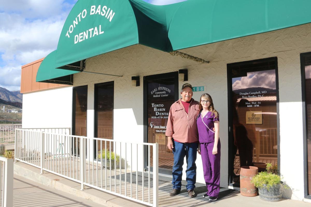 Tonto Basin clinic