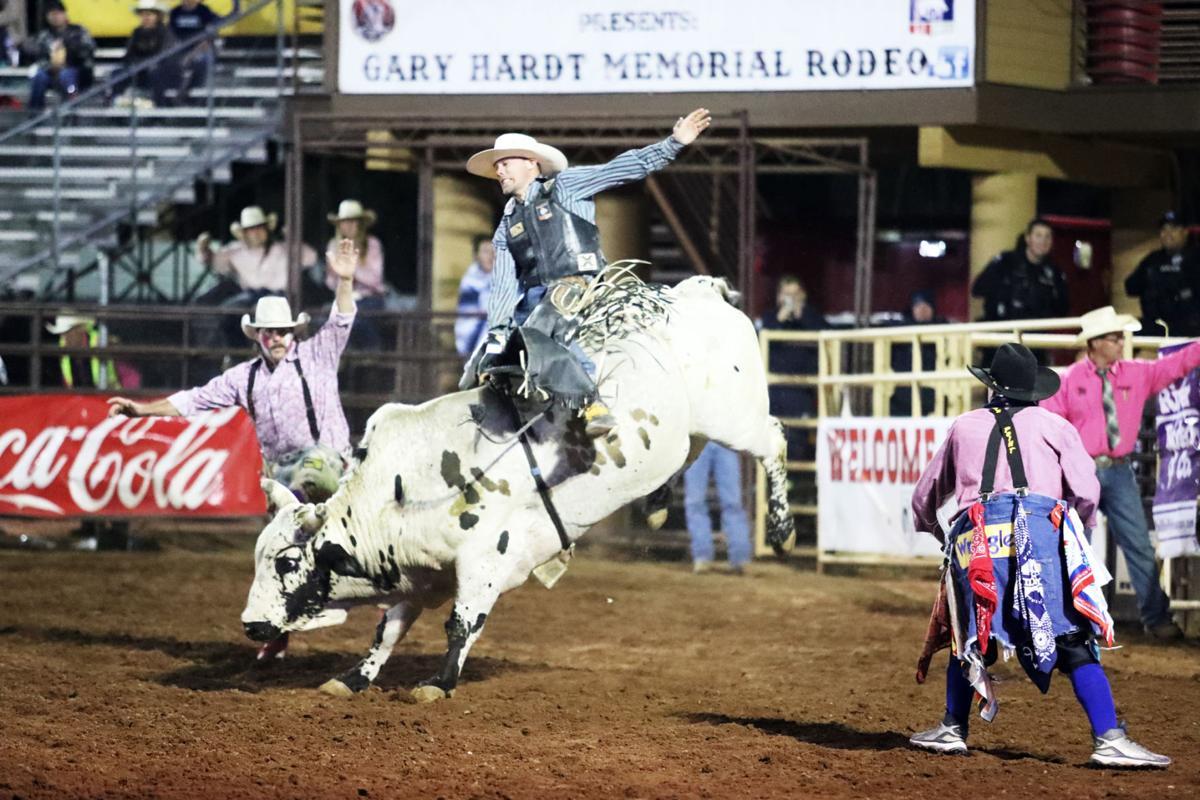 Rodeo-Bull Rider