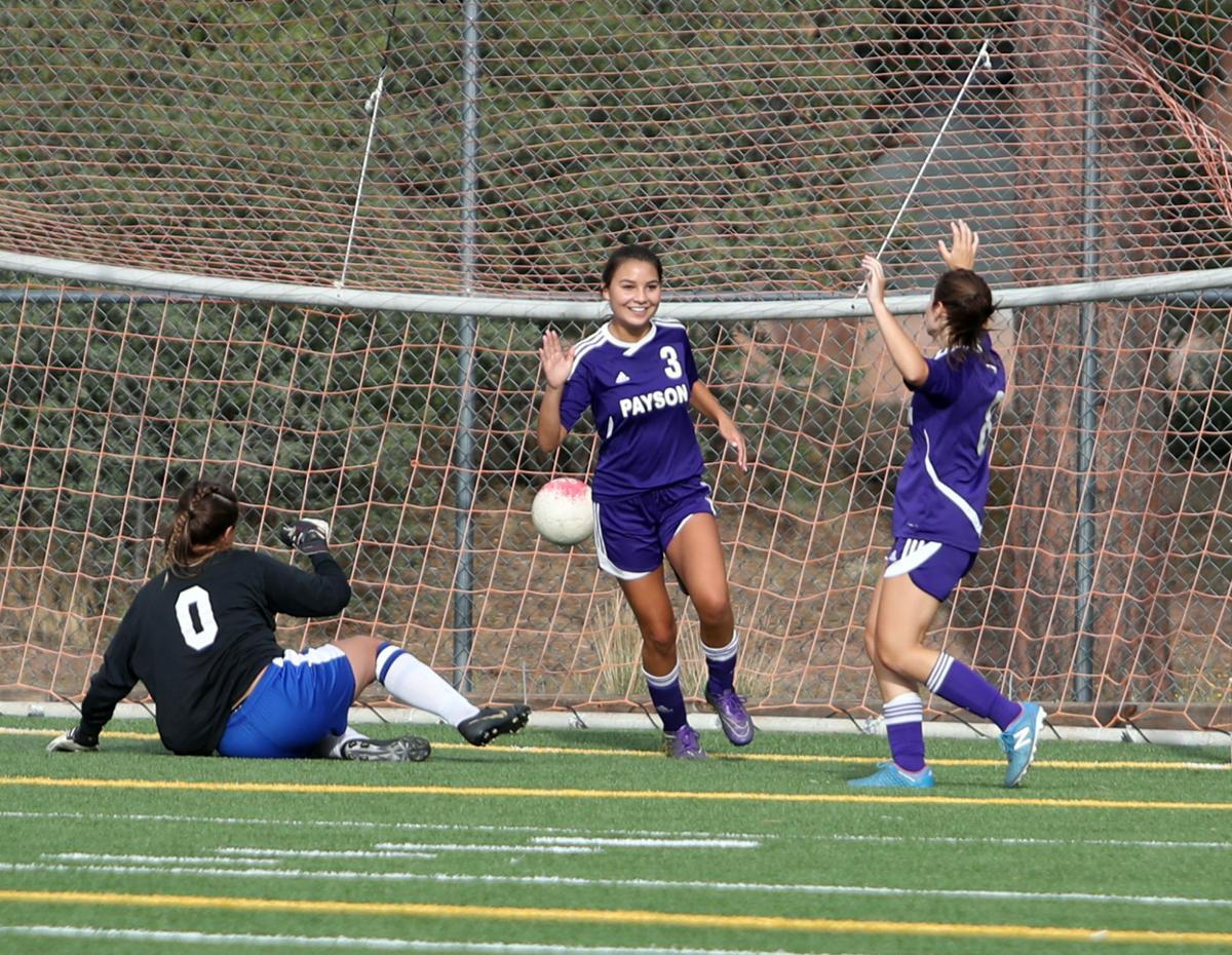 Autumn Lynch-Soccer Goal v Holbrook 9-16-19