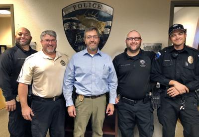 2019 Beards on Patrol for No Shave Novebmer