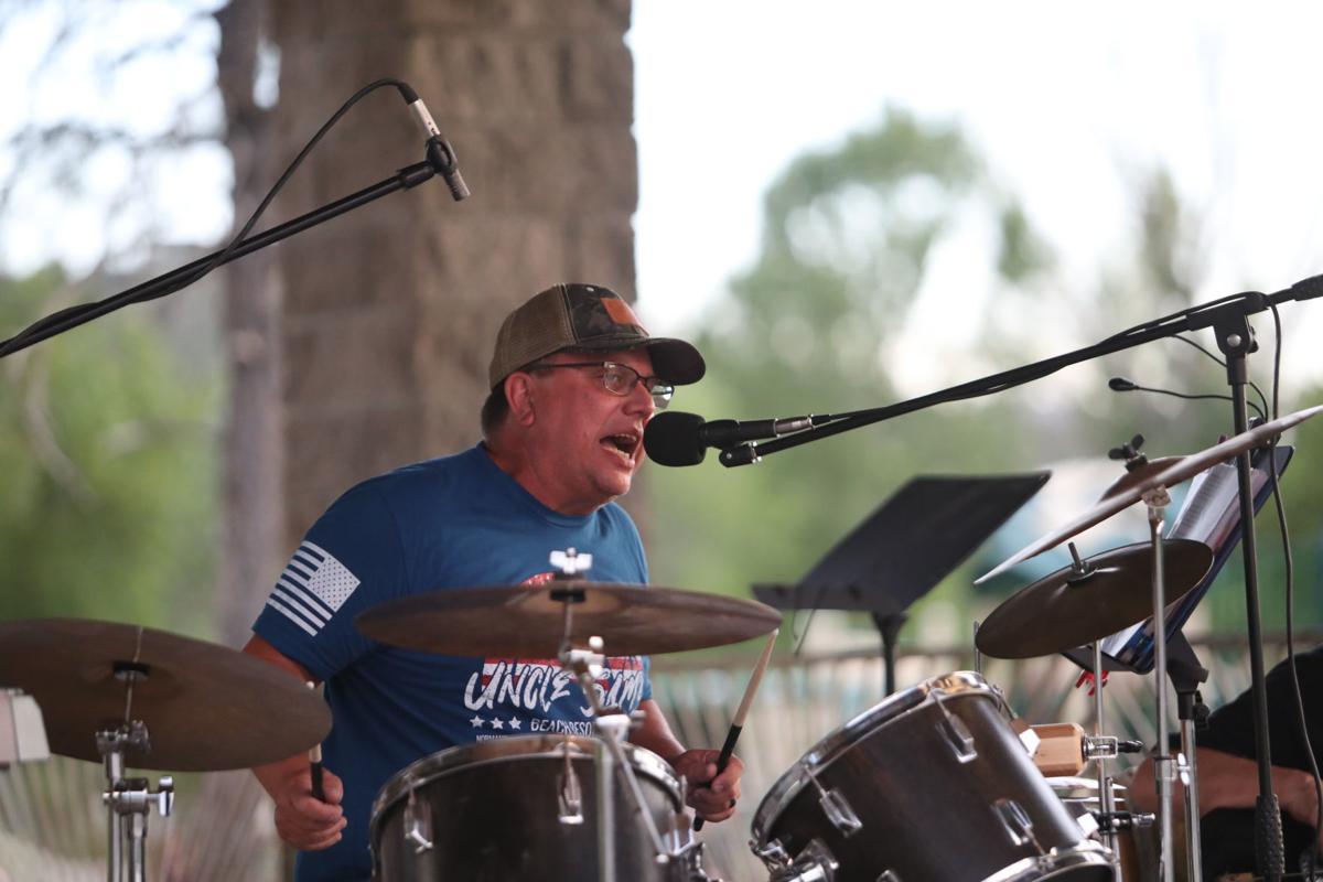 FOG Drummer Les Barr 7-11-20