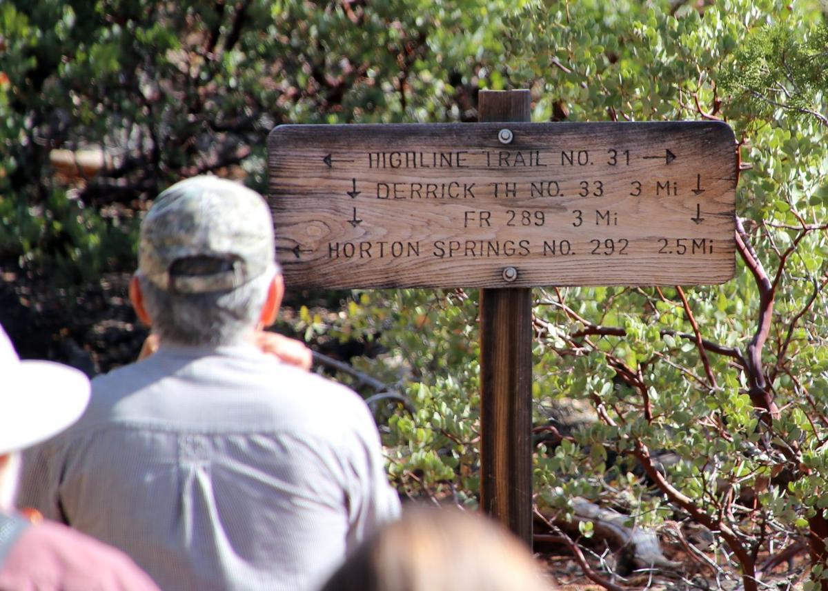 Derrick Trail