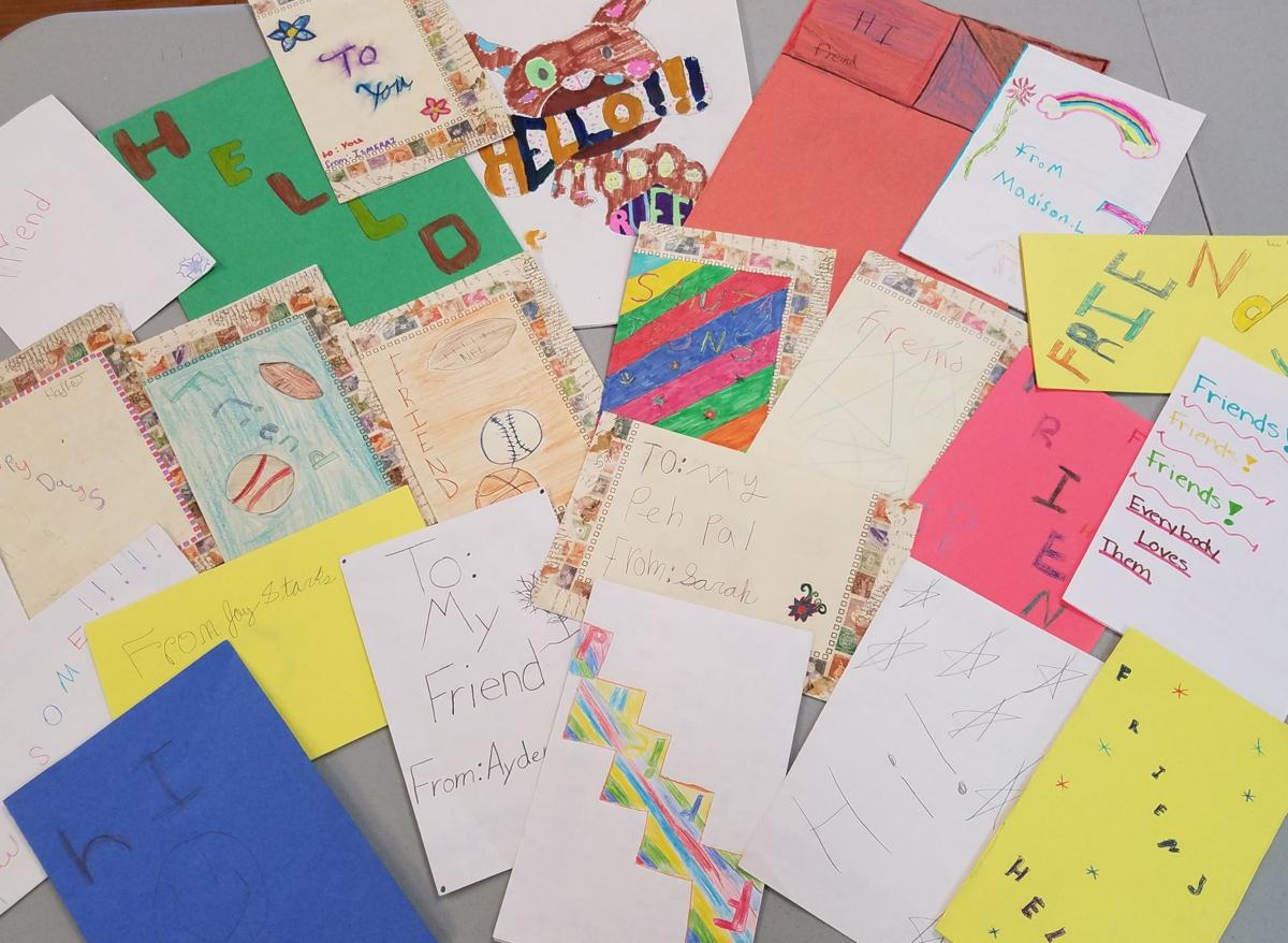 RCMS students Pen Pals with RCH | Health | paysonroundup com