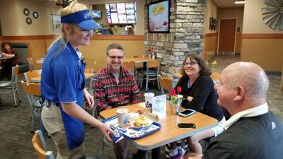 Culvers Table Service By Keith