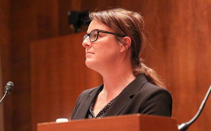 Jane Bambauer, a University of Arizona law professor