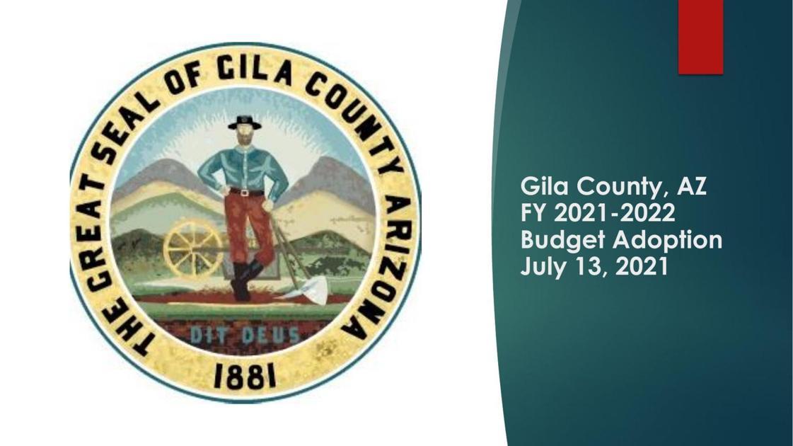 County supervisors adopt 5.8 million budget