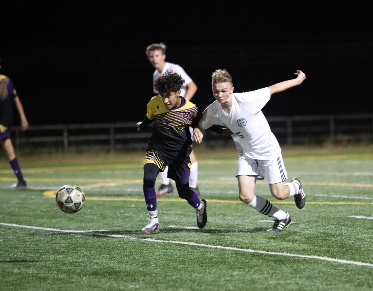 Boys Soccer v SF 9-14-21 Esgar
