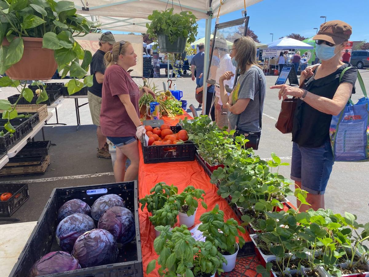 June 27 Abby Lee Farms Payson Farmer's Market