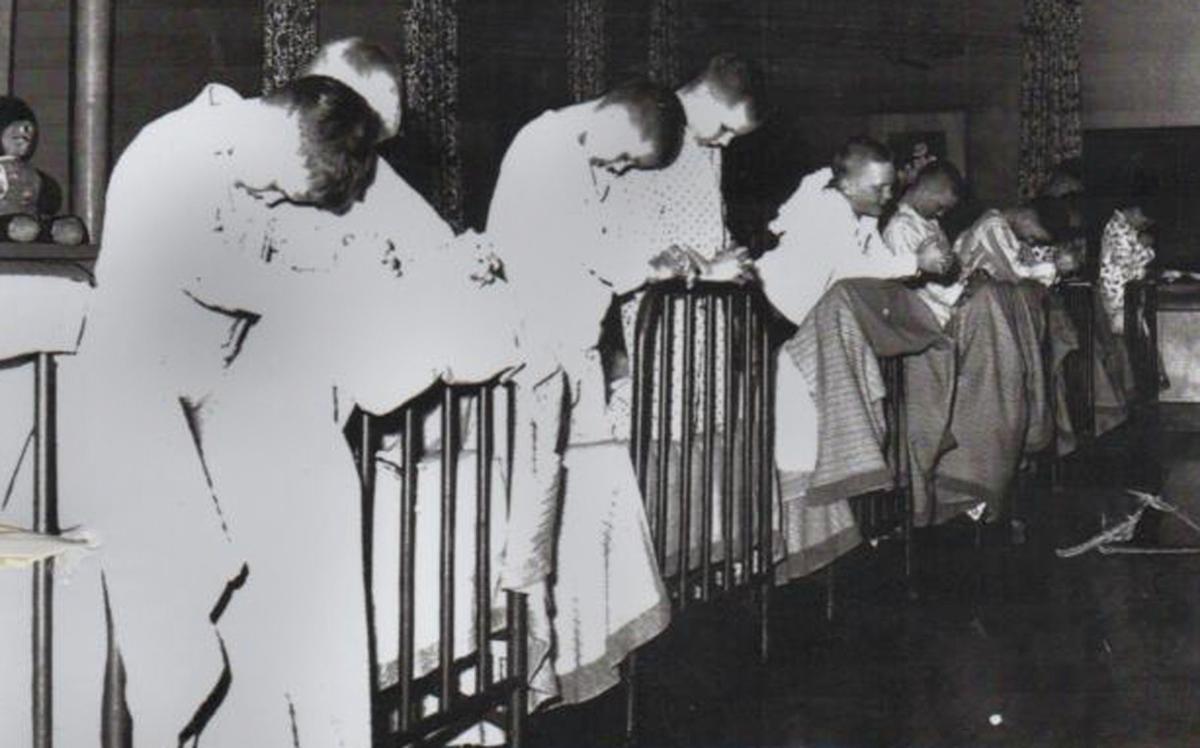 Jim West orphanage