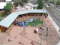 Deming family dedicates history park