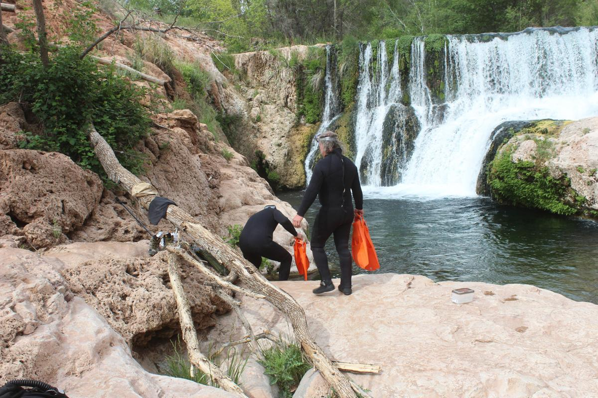 Valley man dies while swimming in Fossil Creek
