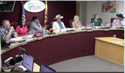 Payson Town Council meeting August 9