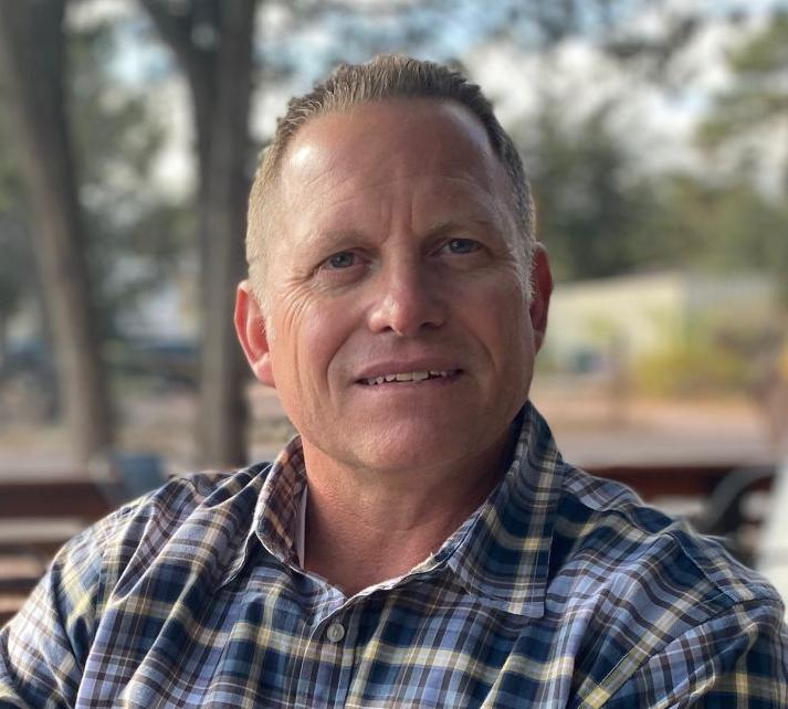 Portrait Troy Smith Payson Town Manager