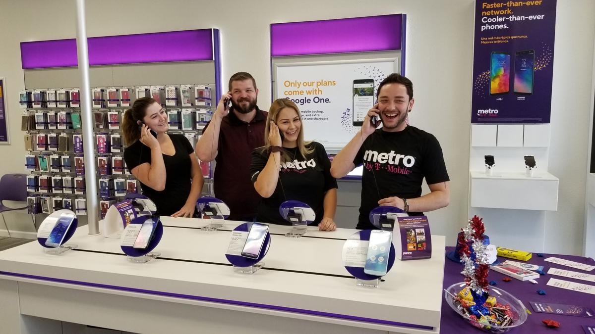 Metro by T•Mobile On Phones
