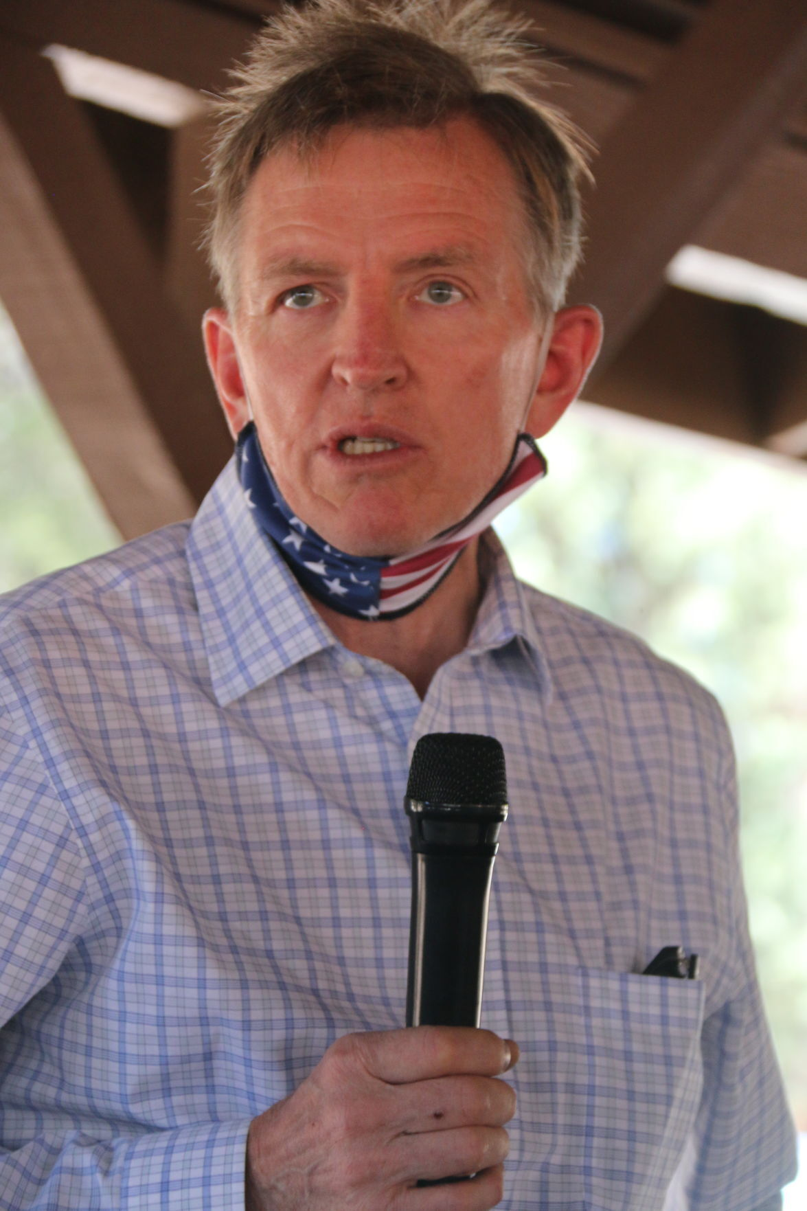 Republican Paul Gosar
