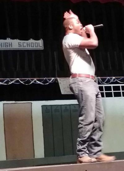 Storytelling at Payson High School
