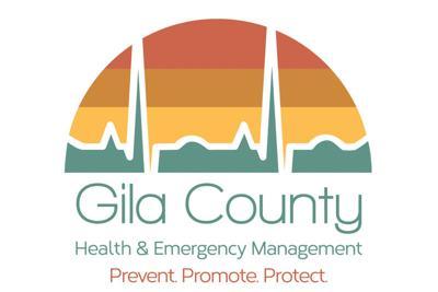 Gila County Health & Emergency Management Logo
