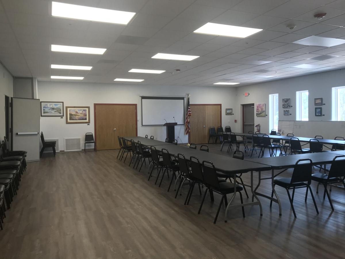Library meeting room