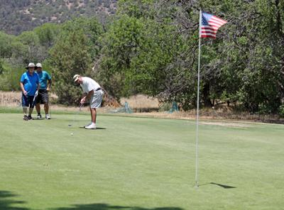 PMGA Chip Yeomans Long Putt Try 6-16-21