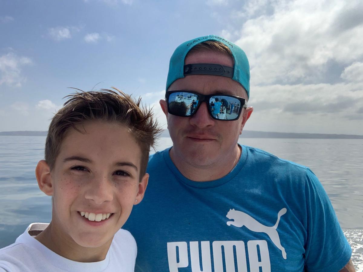 James and Ryan Harelson