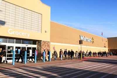 Walmart Line by DJ Craig