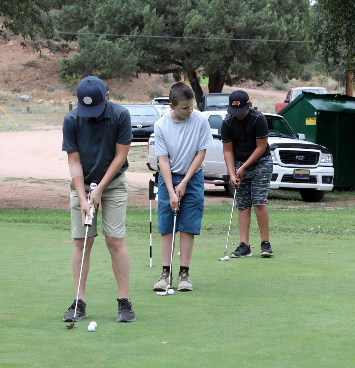Junior Golf Clinic 2020